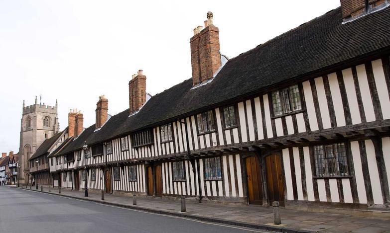 Buildings in Stratford-upon-Avon