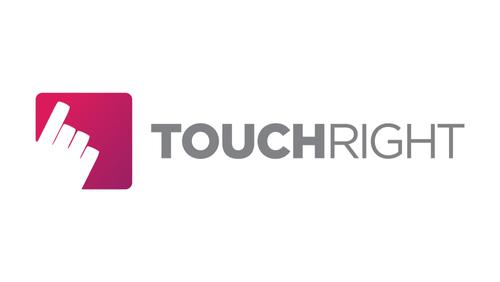 TouchRight logo
