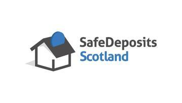 SafeDeposits Scotland logo